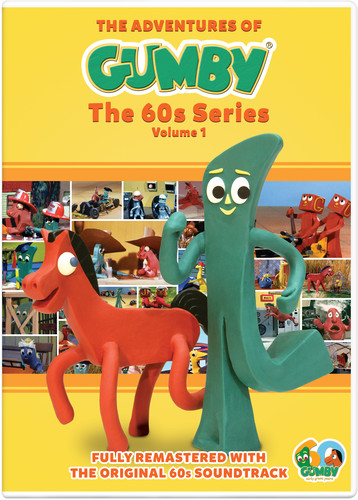 The Adventures of Gumby: The 60s Series Volume 1