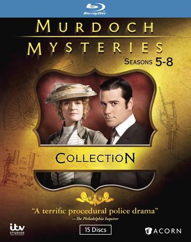 Murdoch Mysteries: Season 5 - 8