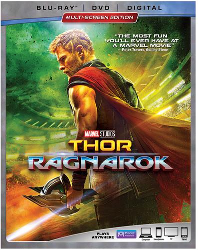 Thor: Ragnarok [Blu-ray/DVD]
