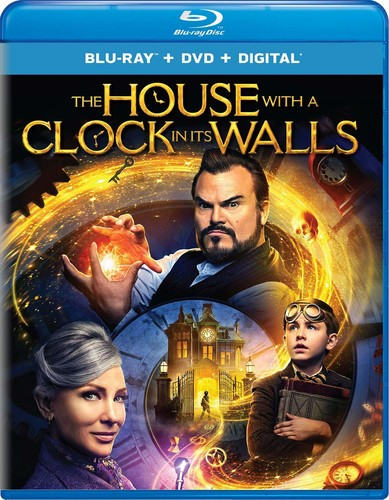House with a Clock in Its Walls [Blu-ray/DVD]