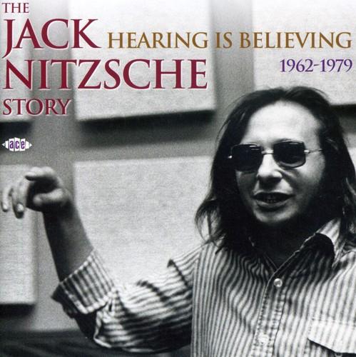 Jack Nitzsche Story-Hearing Is Believing [Import]