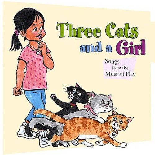 Three Cats and a Girl (Original Soundtrack)