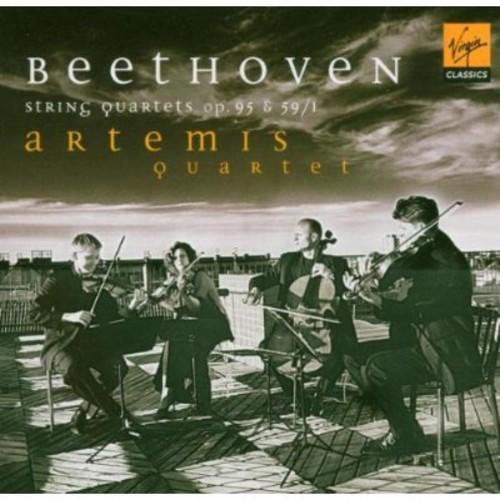 String Quartet Op 59 No 1 & Op 95