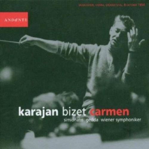 Conducts Carmen