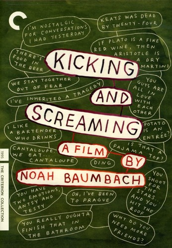 Kicking & Screaming (Criterion Collection)