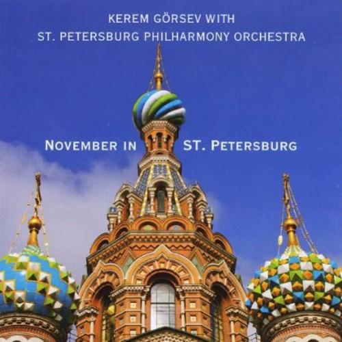 November in St.Petersburg