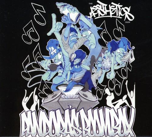 Pandora's Boombox