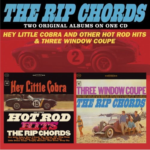 Hey Little Cobra & Other Hot Rod Hits /  Three Window Coupe [Import]