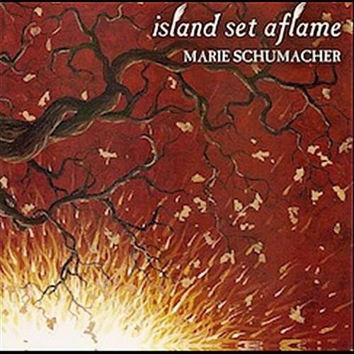 Island Set Aflame