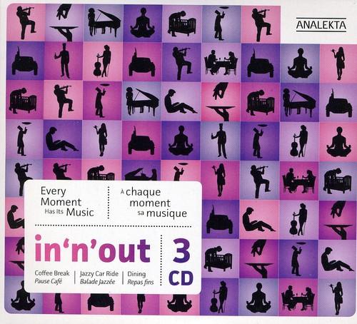 In N Out: Coffee Break & Jazzy Car Ride /  Various
