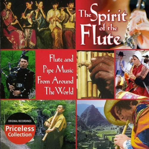 Spirit of the Flute /  Various