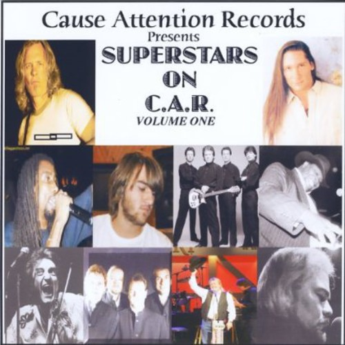 Superstars on C.A.R. (Cause Attention Record 1) /  Various