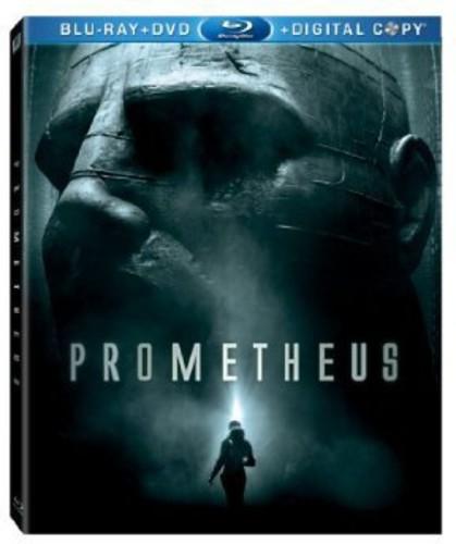 Prometheus [2 Discs] [UltraViolet] [Blu-ray/DVD]