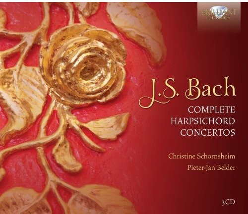 Complete Harpsichord Concertos