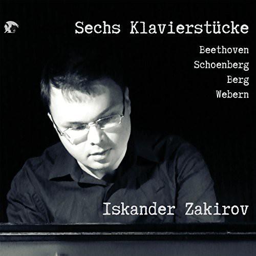 Sechs Klavierstuke