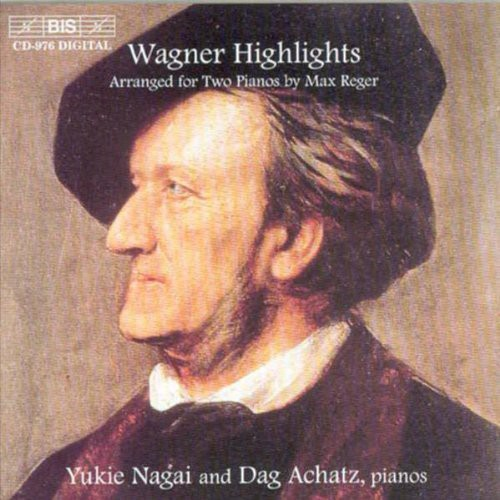 Arr Reger Highlights on Two Pianos
