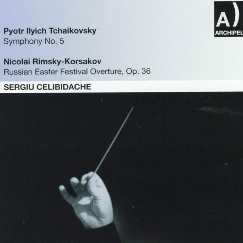 Sinfonie 5 Korsakov Russia