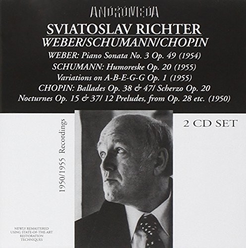 Sviatoslav Richter Plays