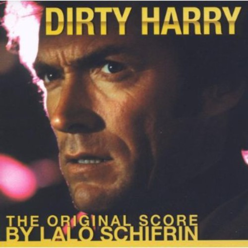 Dirty Harry (Score) - O.S.T.