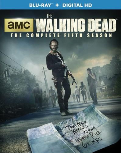 Walking Dead: Season 5 [5 Discs] [UltraViolet] [Blu-ray]