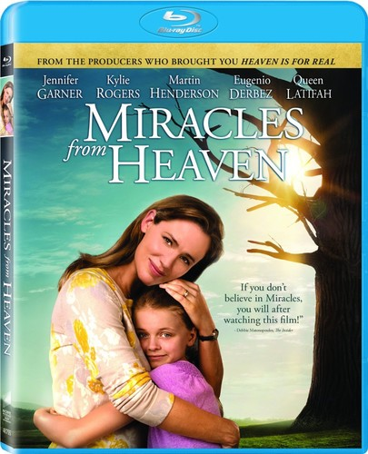 Miracles from Heaven [UltraViolet] [Blu-ray]