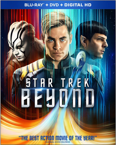 Star Trek Beyond [Blu-ray/DVD]