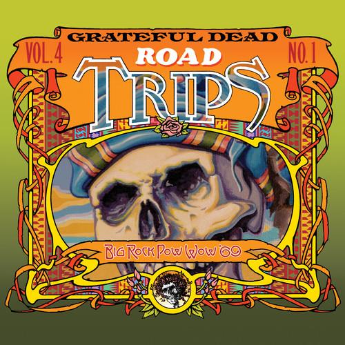 Road Trips 4 - No. 1 - Big Rock Pow-wow '69