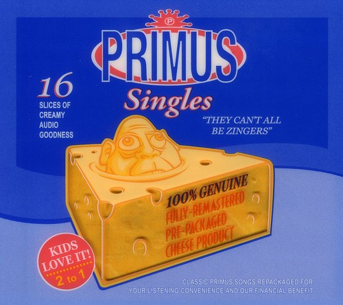 Primus-They Can't All Be Zingers: Best of