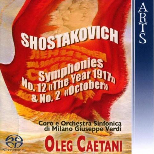 Symphony 2 & 12