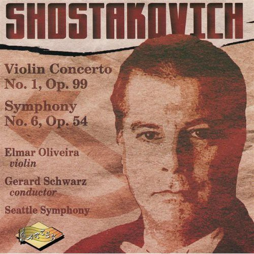Violin Concerto /  Symphony 6