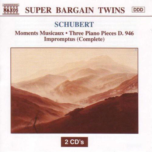 Plays Schubert
