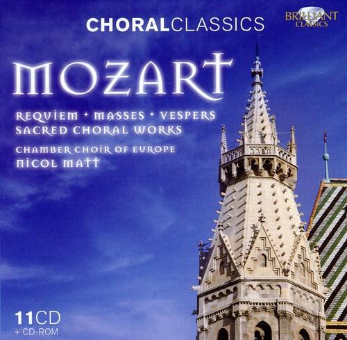 Requiem & Masses & Vespers & Sacred Choral Works