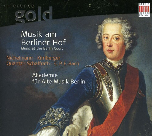 Music at the Berlin Court