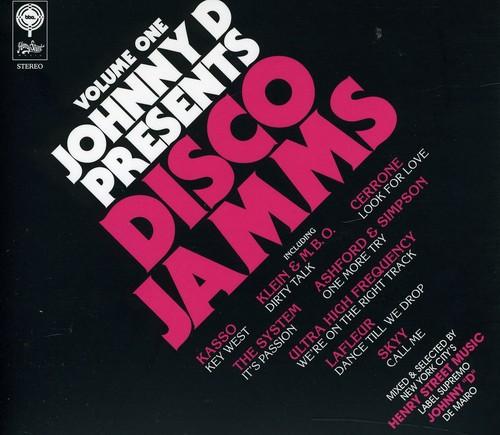 Johnny D Presents Disco Jamms 1 Vol.1