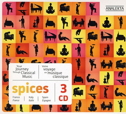 Spices: French & Italian & Spanish /  Various