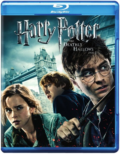 Harry Potter and the Deathly Hallows, Part 1 [3 Discs] [Blu-ray/DVD]