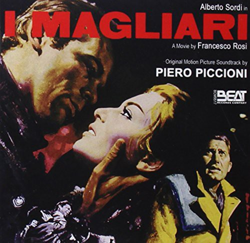 I Magliari (The Swindlers) (Original Soundtrack) [Import]