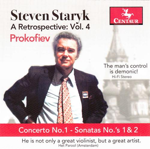 Retrospective 4 Prokofiev