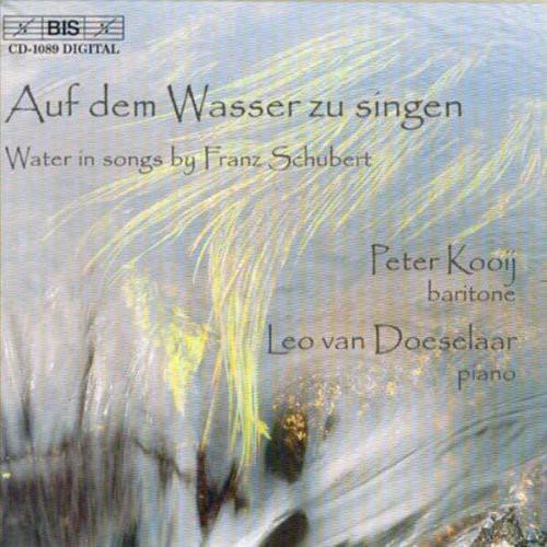 Auf Dem Wasser Zu Singen: Water in Songs