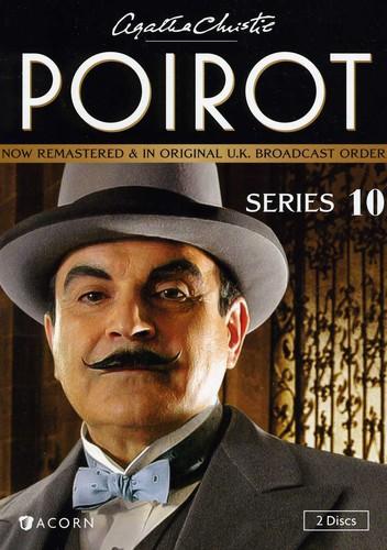 Agatha Christie's Poirot: Series 10