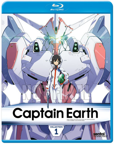 Captain Earth: Collection 1