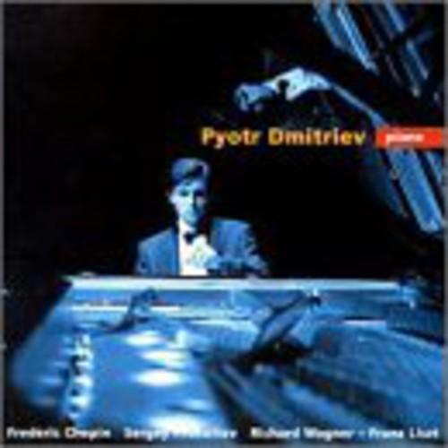 Russian Performance School Pyotr Dmitriev Piano