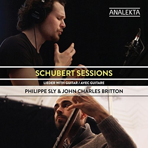 Schubert Sessions: Lieder With Guitar
