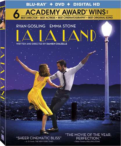 La La Land [Blu-ray/DVD]