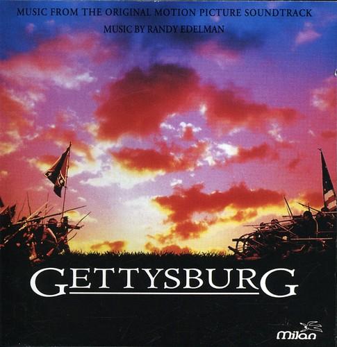 Jeff Daniels-Gettysburg (Original Soundtrack)