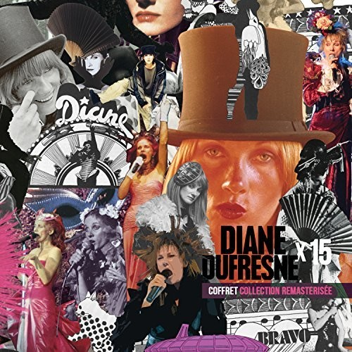 Diane Dufresne X 15 [Import]