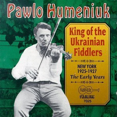 King of the Ukrainian Fiddlers