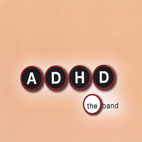 Adhd the Band (Pink)