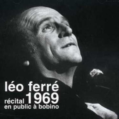 1969-Recital en Public a Bobino [Import]