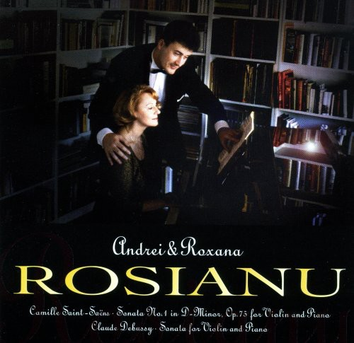 Camille Saint-Saens & Claude Debussy Violin Sonata